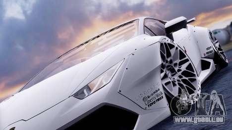 Lamborghini Huracan 2013 Liberty Walk [SHARK] für GTA San Andreas