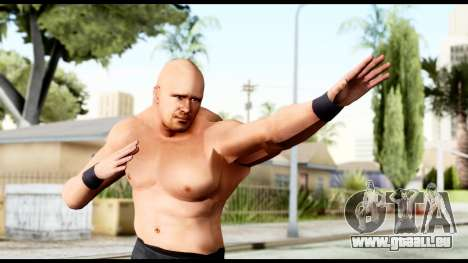 WWE Stone Cold 1 pour GTA San Andreas
