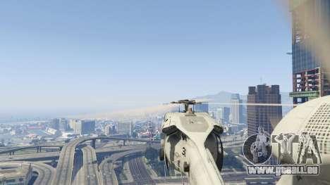 GTA 5 MH-60S Knighthawk sixième capture d'écran