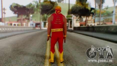 WWE Hulk Hogan für GTA San Andreas dritten Screenshot