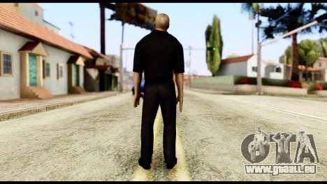 WWE SEC 1 pour GTA San Andreas troisième écran