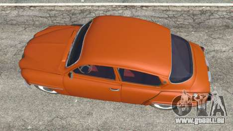 GTA 5 Saab 96 vue arrière