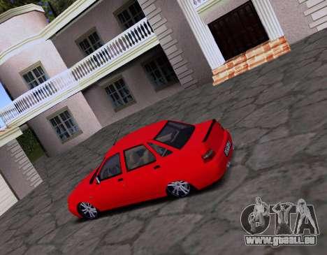 VAZ 2110 KBR pour GTA San Andreas