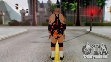 Brodus Clay 1 für GTA San Andreas dritten Screenshot
