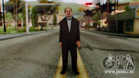 Howard Finkel pour GTA San Andreas deuxième écran