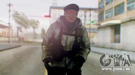 Counter Strike Online 2 Arctic für GTA San Andreas