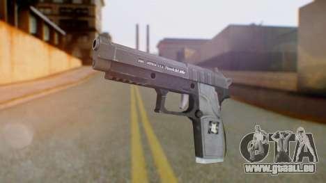 GTA 5 Pistol - Misterix 4 Weapons für GTA San Andreas