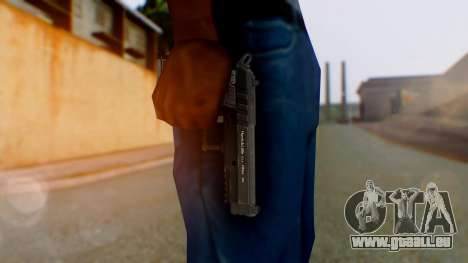 GTA 5 Pistol - Misterix 4 Weapons für GTA San Andreas dritten Screenshot