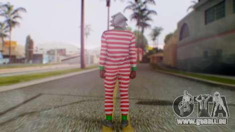 GTA Online Festive Surprise Skin 3 für GTA San Andreas dritten Screenshot