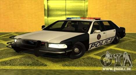 Police LS für GTA San Andreas