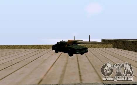 Realistic ENB v1.2.1 für GTA San Andreas zweiten Screenshot