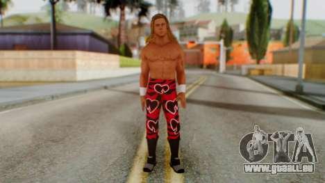 WWE HBK 1 für GTA San Andreas zweiten Screenshot