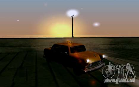 Realistic ENB v1.2.1 für GTA San Andreas fünften Screenshot