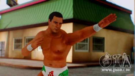 WWE Alberto für GTA San Andreas