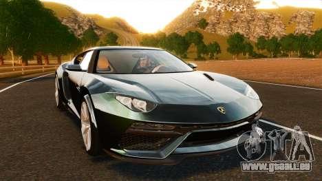 Lamborghini Asterion LP900 für GTA 4