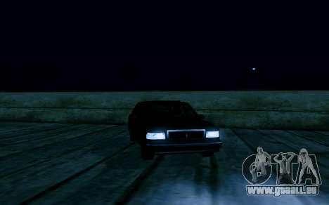 Realistic ENB v1.2.1 für GTA San Andreas her Screenshot
