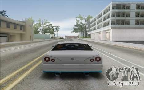 Elegy Drift King GT-1 [2.0] für GTA San Andreas linke Ansicht