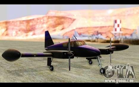 GTA 5 Western Company Cuban 800 pour GTA San Andreas