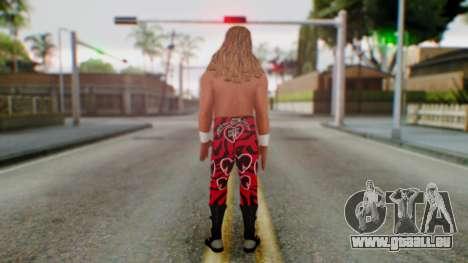 WWE HBK 1 pour GTA San Andreas troisième écran