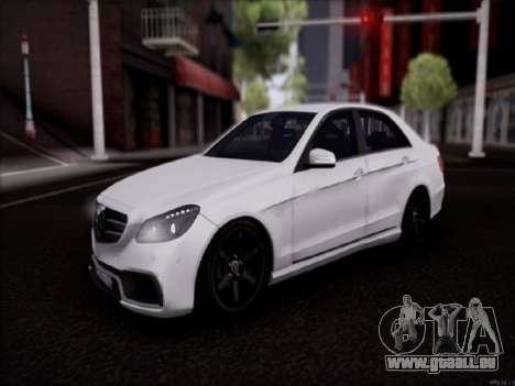 Mercedes-Benz E63 pour GTA San Andreas