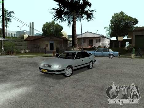 Audi 100 C4 1992 für GTA San Andreas Seitenansicht