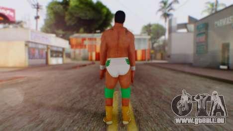 WWE Alberto pour GTA San Andreas troisième écran