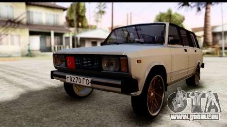 ВАЗ 2104 türkische Ausgabe für GTA San Andreas