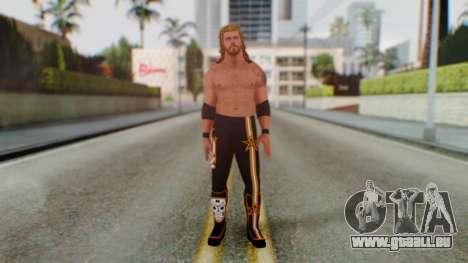 WWE Edge 2 pour GTA San Andreas deuxième écran