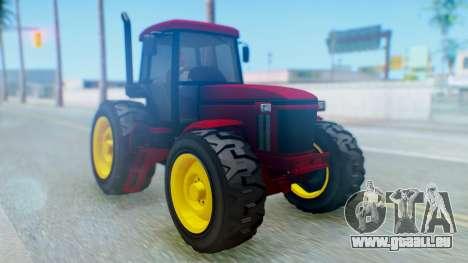 GTA 5 Stanley Fieldmaster pour GTA San Andreas