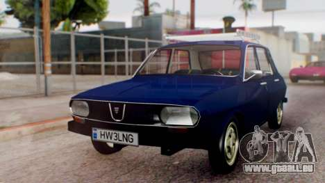 Dacia 1300 v2 pour GTA San Andreas