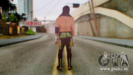Eddie Guerrero pour GTA San Andreas troisième écran