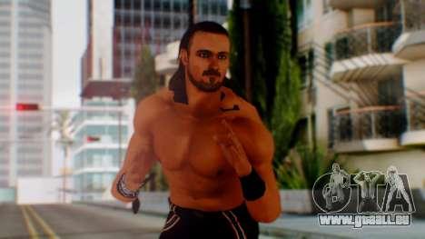 WWE Drew McIntyre für GTA San Andreas