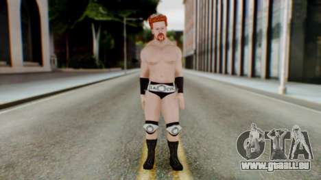 Sheamus 2 für GTA San Andreas zweiten Screenshot