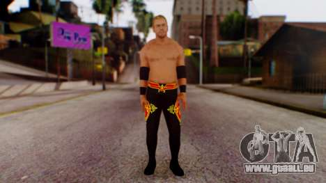 WWE Christian für GTA San Andreas zweiten Screenshot