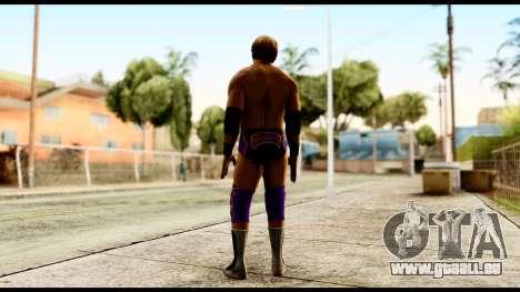 Zack Ryder 1 für GTA San Andreas dritten Screenshot