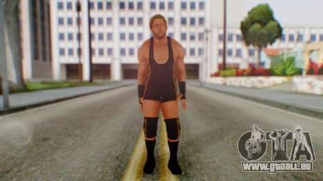 WWE Jack Swagger für GTA San Andreas zweiten Screenshot