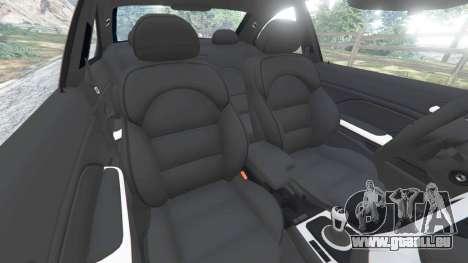 GTA 5 BMW M3 (E46) 2005 droite vue latérale