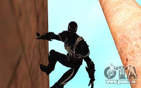 Agent de Venin par Robinosuke pour GTA San Andreas deuxième écran