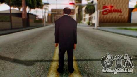 Howard Finkel pour GTA San Andreas troisième écran