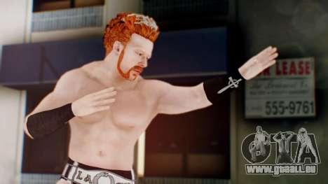 Sheamus 2 für GTA San Andreas