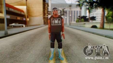 Holy Hulk Hogan pour GTA San Andreas deuxième écran