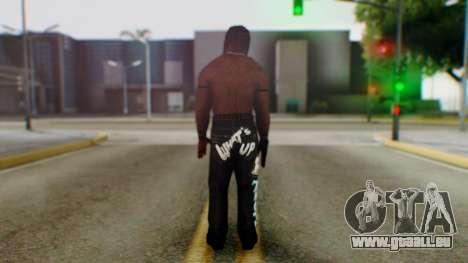 R Truth pour GTA San Andreas troisième écran