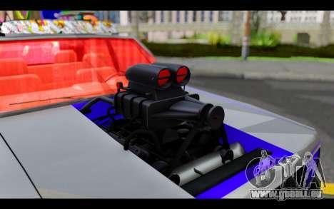Admiral Crazy Edision Final Version 2016 für GTA San Andreas rechten Ansicht