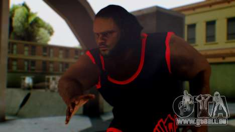 Mark He WWE pour GTA San Andreas