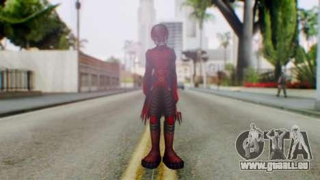 KHBBS - Vanitas Armor für GTA San Andreas zweiten Screenshot