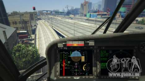 GTA 5 MH-60S Knighthawk vierten Screenshot