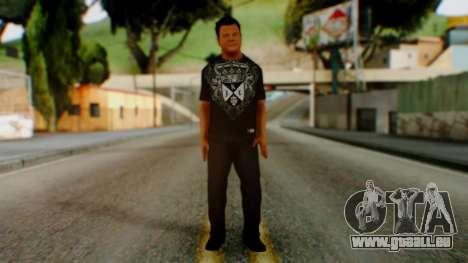 WWE Jerry Lawler für GTA San Andreas zweiten Screenshot