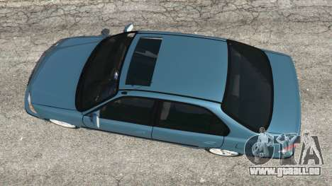 Honda Civic 1997 pour GTA 5