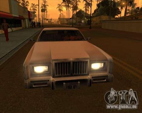 Neues Fahrzeug.txd v2 für GTA San Andreas siebten Screenshot