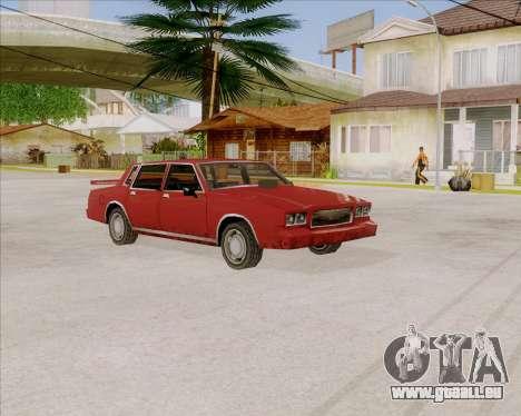TahomaNew v1.0 pour GTA San Andreas